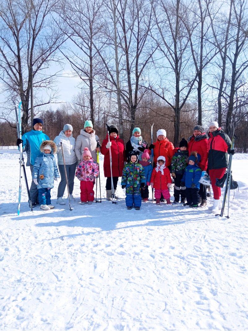 Ханова лыжи